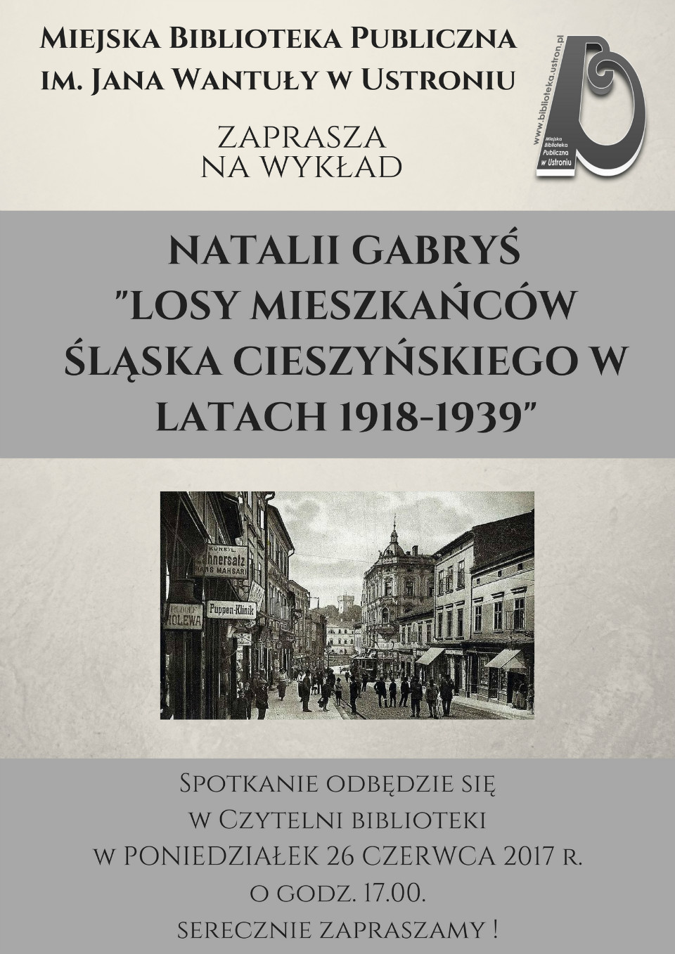 wykład - Natalia Gabryś