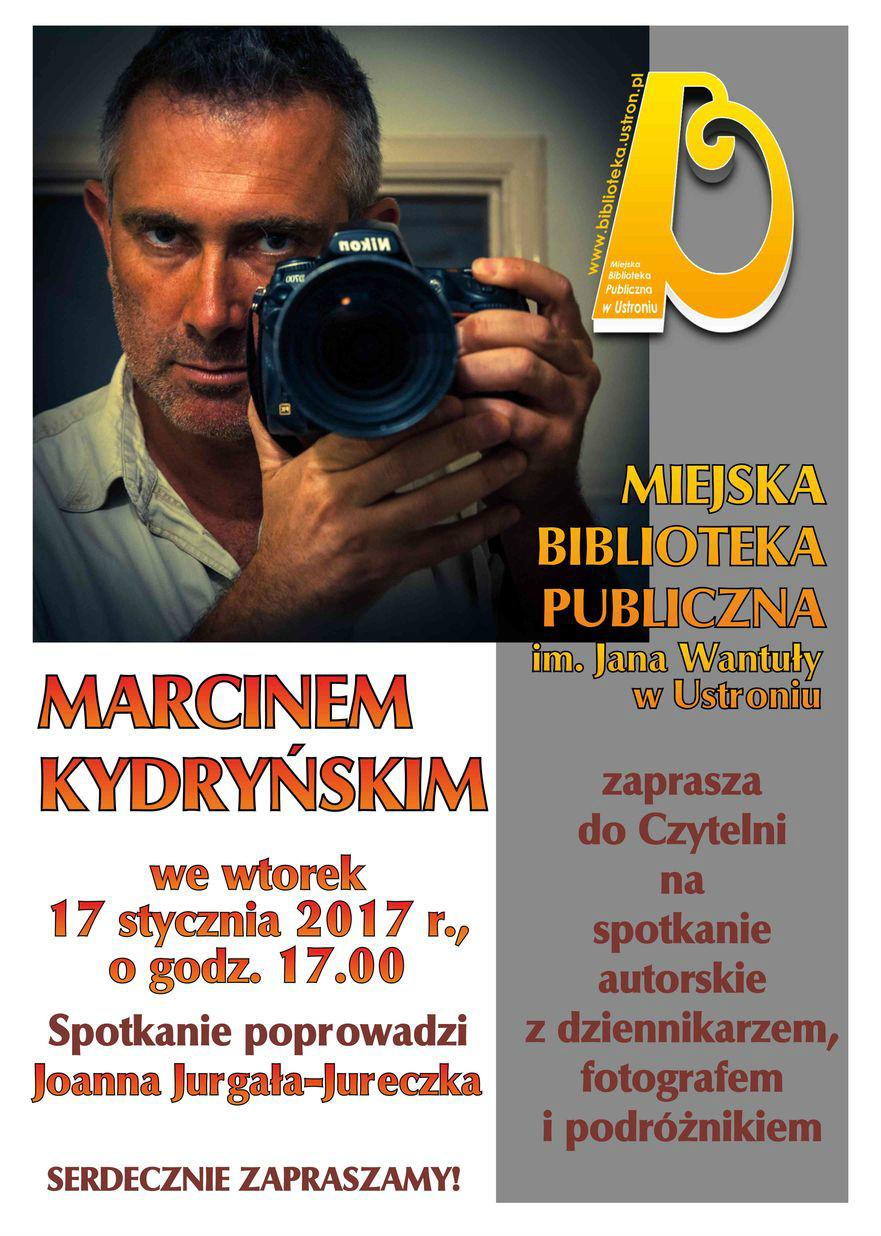 spotkanie z marcinem kydryńskim 17.01