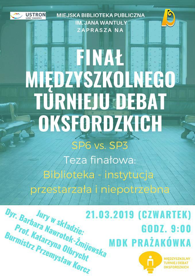 debata finał 21.03