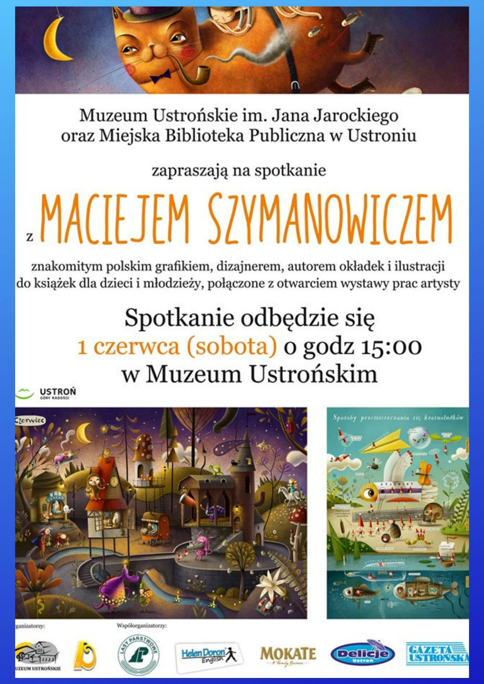 szymanowicz 1 czerwca